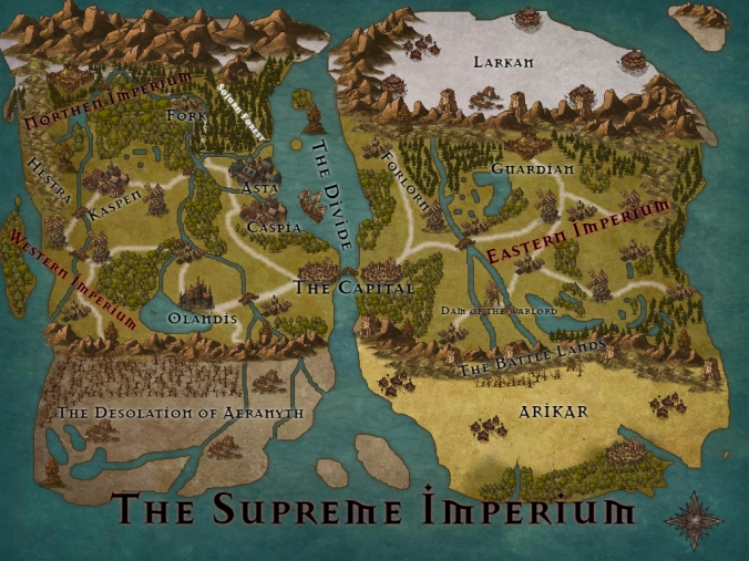 Map of the supreme imperium ms olney author map gumiabroncs Images