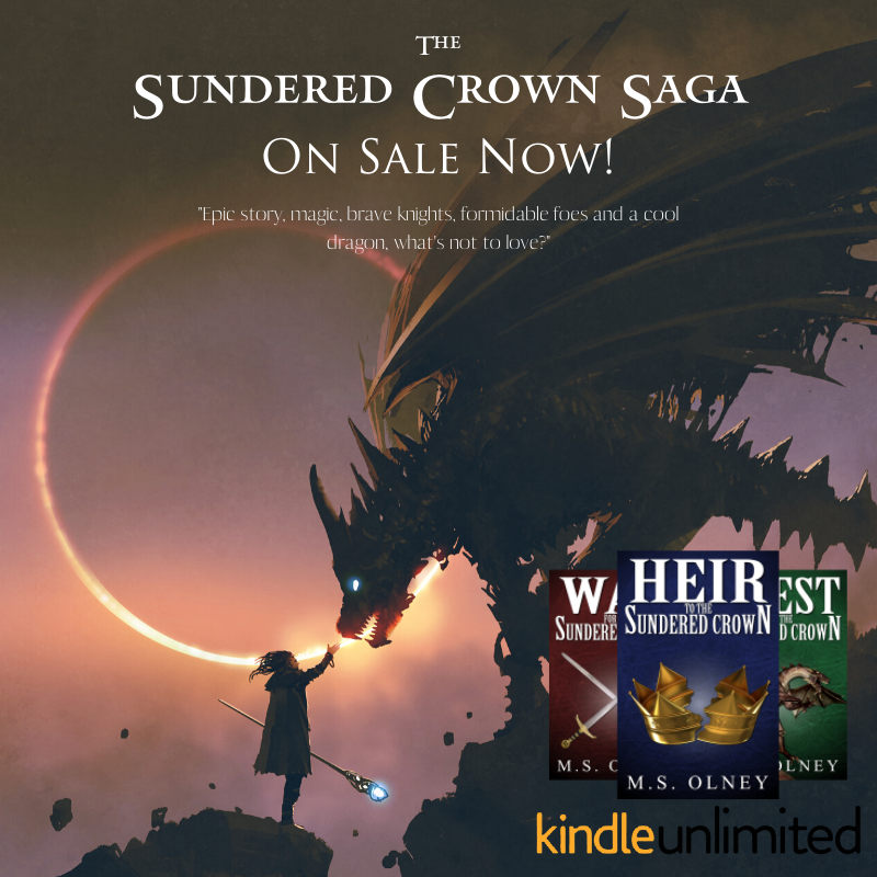 The Sundered Crown Saga (1)